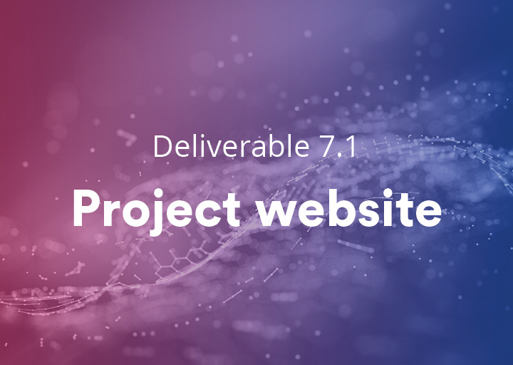 Deliverable 7.1 Project website